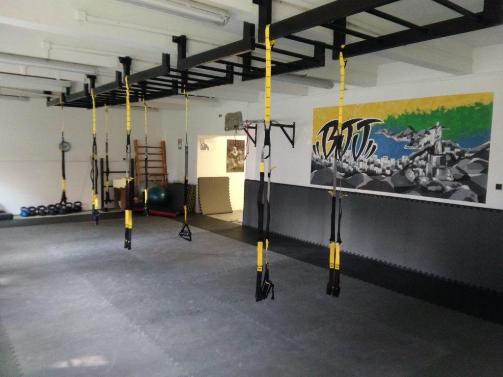 Rabbi Gym tělocvična Vsetín